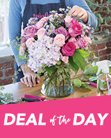 Deal Of The Day | Mixed Bouquets | Same Day Flower Delivery | Multi-Colored | Teleflora