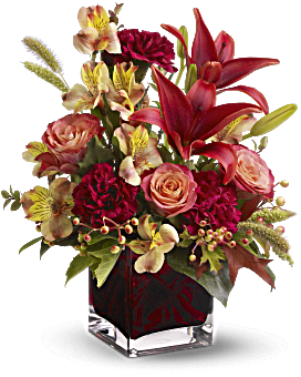 Indian Summer Bouquet   Mixed Bouquets   Same Day Flower Delivery   Orange   Teleflora