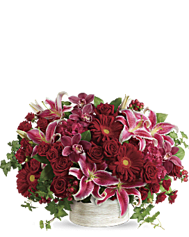 Stunning Statement Bouquet | Mixed Bouquets | Same Day Flower Delivery | Multi-Colored | Teleflora