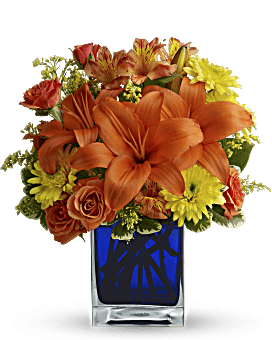Summer Nights | Mixed Bouquets | Same Day Flower Delivery | Multi-Colored | Teleflora